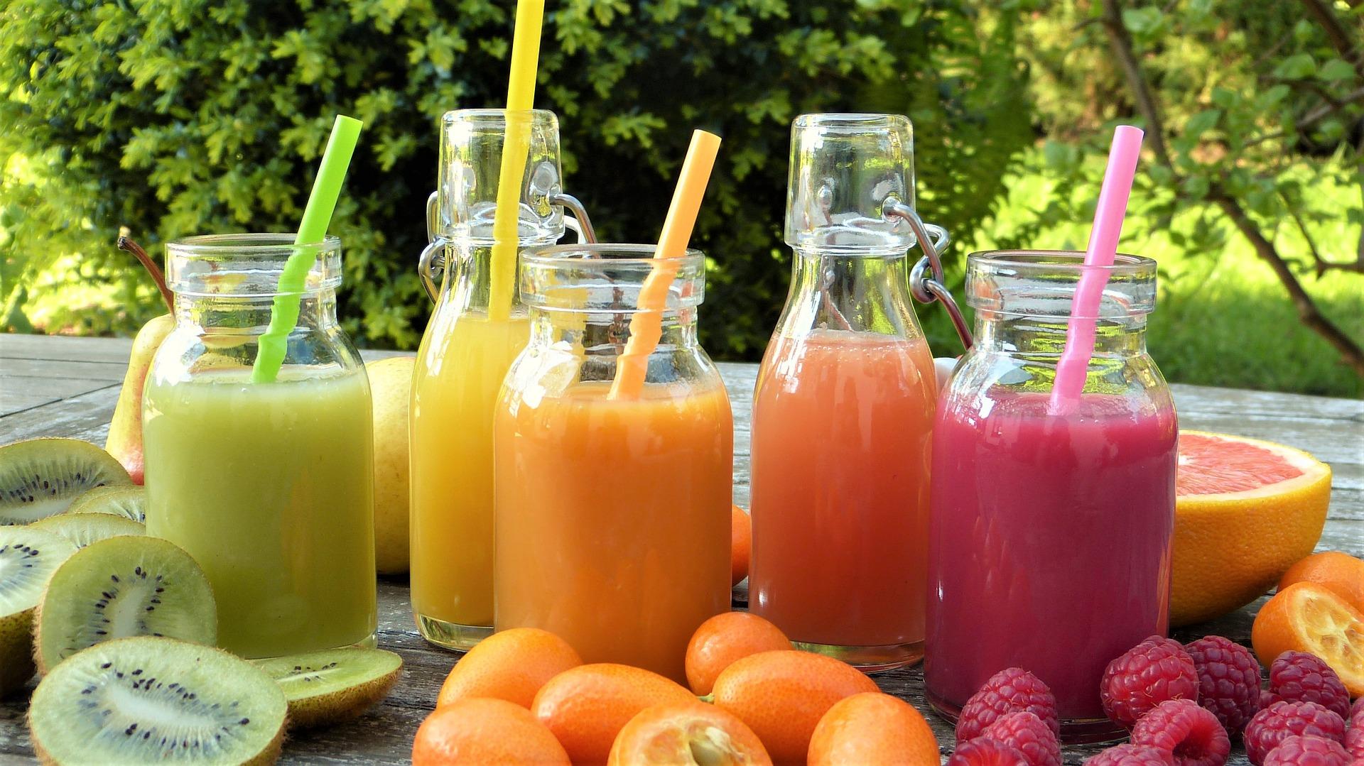 Cała prawda o sokach owocowych