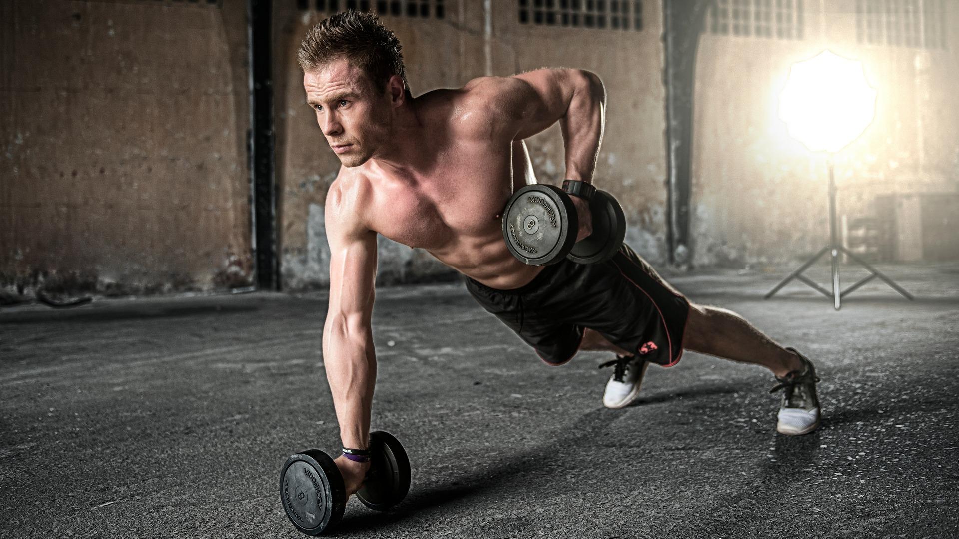 Dieta eliminacyjna w sportach sylwetkowych – przypadek pacjenta