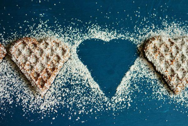 zmiany stężenia glukozy po posiłku